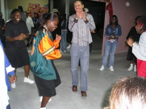 """Will Power workshop in """"Little Haiti"""" section of Miami"""