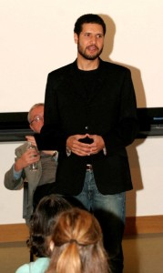 Will Power lectures at Princeton University
