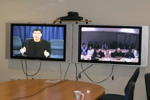 Will Power Lecturing to University Students in South Africa via Skype